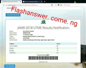 2021/2022 JAMB ANSWER /2021 Jamb Answer/2020/2021-Jamb CBT answers/expo