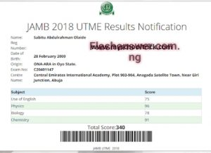 2021/2022 JAMB CHOCKES ANSWER / JAMB CBT ANSWERS 2020 / JAMB RUNZ 2020/2021