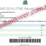 JAMB Questions and Answers 2019 | Real CBT Questions