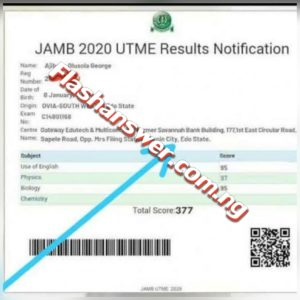 Jamb questions and answers 2021/2022 ,Jamb 2021/2022 Questions and answers